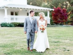 The Sonnet House is an indoor and outdoor wedding and reception venue located in Leeds, Alabama just 10 minutes outside of Birmingham. | 4.9.2016 at The Sonnet House | Photo by Be Light Photography