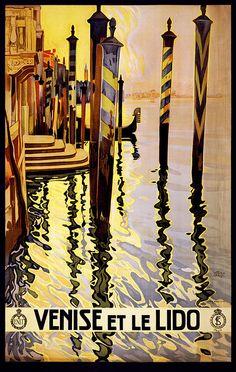 Veneza, c. 1920