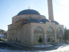 Kurşunlu mosque-Constructive: Hodja Osmanoglu Hodja İbrahim-Year built: 1343-Rebuilt: Sheik Baba Yusuf-Rebuilt year: 1492-Sivrihisar-Eskişehir
