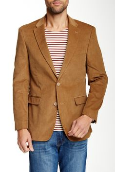 Willow Two Button Notch Lapel Corduroy Sportcoat by Tommy Hilfiger on @nordstrom_rack