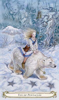 Fairy Tale Tarot by Lisa Hunt