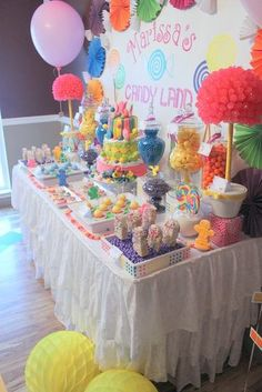 """Photo 7 of 20: Candy Land / Birthday """"Candy Land Sweet 16"""" 