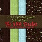 I have included 5 digital backgrounds in PNG image. These patterns match the color scheme in the Christmas Joy: Christmas Collection.That set ca...