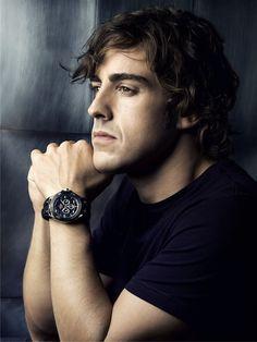 """Colección de relojes """"Fernando Alonso"""" para Viceroy.....No es lo que tengo, es lo que soy:) Gp F1, Martini Racing, Red Bull Racing, F1 Drivers, Alonso, Indy Cars, Car And Driver, Formula One, Perfect Man"""