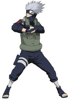 Kakashi Hatake Part I Naruto Character