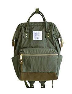 00f67e47235a Anello Nylon Jaw Zipper Mini Small Backpack Review