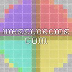 wheeldecide.com