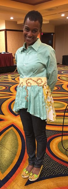 """Jeannine Bould, a.k.a. """"The Knitress"""" and owner of FashionKnit in Walnut Creek, California has been sewing up Paganoonoo fashions!!..."""