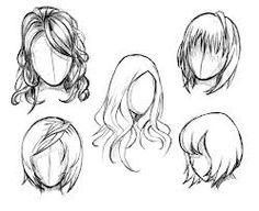 manga hairr