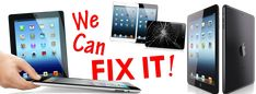 Our certified techs repair your iPhone, iPad, iPod or Samsung phone anytime, anyplace! Cracked screens, battery or water damage and more.