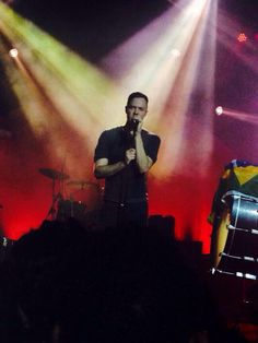 Imagine Dragons at citibank hall 03/04/2014