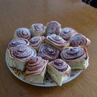 Hungarian Desserts, Hungarian Cuisine, Hungarian Recipes, Pastry Recipes, Baking Recipes, Sweets Cake, Bread And Pastries, Sweet And Salty, Homemade Cakes