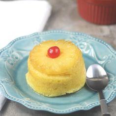 Instant Pot Pineapple Upside down Cake