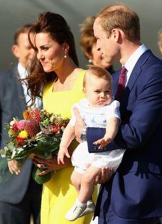 Prince William Photos - The Duke And Duchess Of Cambridge Tour Australia And New Zealand - Day 10 - Zimbio