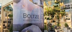 BOLTZE Gruppe, Tendence Messe in Frankfurt