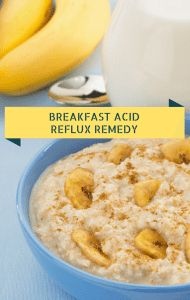 Dr. Oz: Prevent Heartburn with Banana + Oatmeal