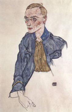 Egon Shiele
