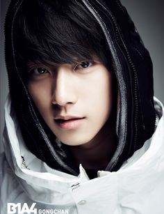 B1A4 -- GongChan [channie] [youngest]