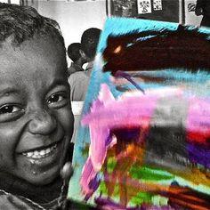 ART is joyful every time you dwell into it.