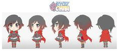 RWBY Chibi is an animated web series and spin-off of RWBY produced by Rooster Teeth Productions...