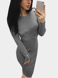 cf1346546f37cf Nude Halter Neck Delicate Lace Bodycon Midi Dress - US 16.95
