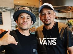 The legend @christianhosoi - so stoked to meet you again!  Come visit us in Hong Kong soon! @vanshkg #hkskateboarding