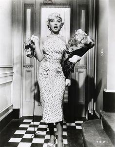 DIY Sewing Kit for Marilyn Monroe's Polkadot Seven by DaintyRascal