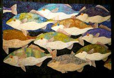 """Swim 4 Me"" by Betty Busby Fish"