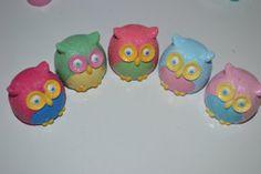 x6 Girls Drawer Knobs Pulls Handles Owl Design by ThatsKnobtastic, $30.00