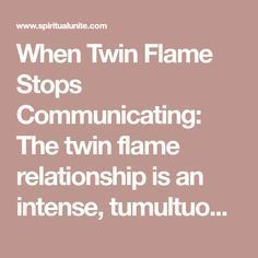 When Twin Flame Stops Communicating: The twin flame relationship is an intense, tumultuous and – at times – a painful connection. At the same time Pisces And Capricorn, Cancer And Pisces, Libra Love, Twin Flame Relationship, Relationship Challenge, Twin Flame Love Quotes, Twin Flame Runner, Twin Flame Reunion, Eternal Flame