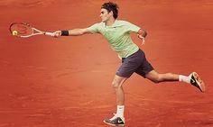 Roger Federer in Madrid, 7 May 2013. #tennis
