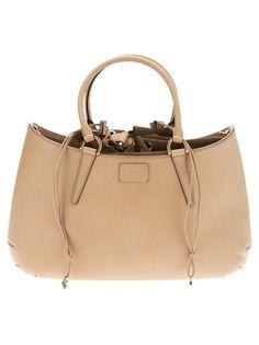 FENDI Rounded Tote Bag