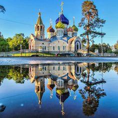 Храм Святого Игоря Черниговского в Ново-Переделкине