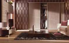Sliding wardrobe doors Komandor - sliding door systems, furniture accesoires, office partition walls