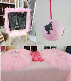Bird's Party Blog: Real Parties: A Glam Barbie Birthday Party