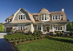 Plan W20095GA: Spectacular Home for the Large Family