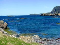 St. Kyran's / St. Kyran's, Newfoundland, Canada, North America. I've not been here.  When I asked my mother where was the water in relation to her house she; ' It was just right there.'