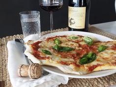 Makuja kotoa: Vaivaamaton pizza (Glorian Ruoka