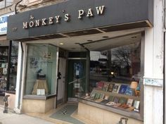 """Discover The Monkey's Paw in Toronto, Ontario: A book collector's dream, The Monkey's Paw in Toronto has the world's first """"Biblio-Mat"""", a random book vending machine. Stuff To Do, Things To Do, Cool Stuff, Rock And Roll Museum, The Monkey's Paw, Lets Get Weird, Prince Edward Island, Unusual Things, Adventure Is Out There"""
