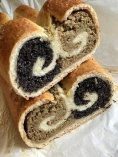 Poppy Cake, Eat Pray Love, Bagel, Food And Drink, Sweets, Bread, Cooking, Recipes, Dios