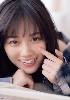 Asian Cute, Cute Asian Girls, Sweet Girls, Cute Girls, Pretty Girls, Japanese Beauty, Asian Beauty, Hot Japanese Girls, Young Magazine