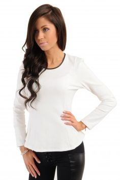 Blouse, Long Sleeve, Sleeves, Tops, Women, Fashion, Moda, Long Dress Patterns, Fashion Styles