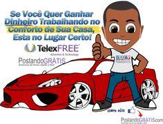 www.postandogratis.com  www.telexfree.com/gruporamos