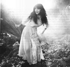 Kate Bush #witchy #wutheringheights