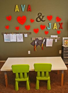 School Room Decore - Why Kids love homeschooling
