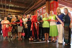 The Crystal Couture - Ribbon Cutting Reception