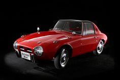 NostalgicHero vol.170 表紙車両 65年式トヨタスポーツ800