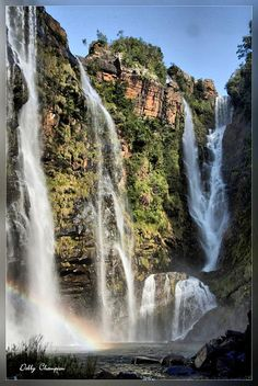 Lisbon Falls, Mpumalanga, South Africa.-- done! :P