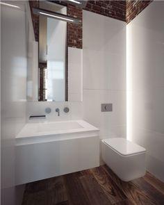Фото — Penthouse изумрудный  — Interior design