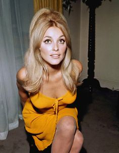 Sharon Tate (so beautiful, so tragic rip)